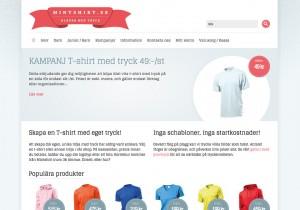 Mintshirt.se