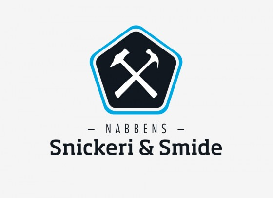 Logotyp till Nabbens Snickeri & Smide